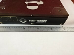 Microscope Part Heated Specimen Table Stage Temptronic As Is B 29 a 01