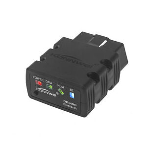 Kw902 V1 5 Bluetooth Elm327 Obd2 Diagnostic Tool Car Scanner For Opel Saab Skoda