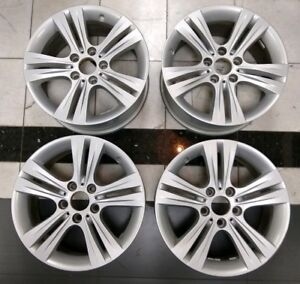 Bmw 3 series F30 2013 2016 Oem 17 Wheel Set