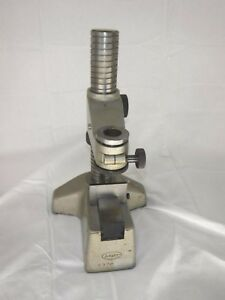 Carl Mahr Gage Comparator Millimess Stand T Base Solid