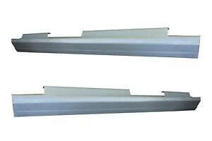 1999 07 Chevy Silverado Gmc Sierra 4dr Ext Cab Rocker Panel Pair