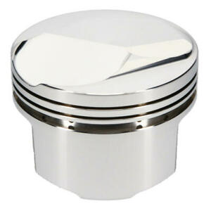 Srp Engine Piston Set 289555 4 030 Bore 3 5cc Dome 2v For Ford Boss 302