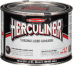 Herculiner Hcl0b7 01 Brush On Bed Liner 1 Quart 32 Ounces Black