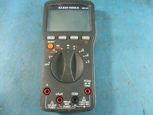 Klein Tools Mm1000 Hvac Electricians Multimeter Used