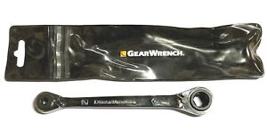 Gearwrench Hvac Quadbox Reversible Ratcheting Wrench 1 4 X 3 16 9 16 X 1 2