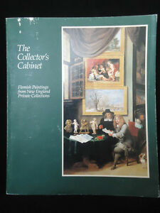 The Collectors Cabinet Flemish Paintings From New England James A Welu 1983