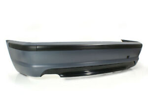 99 01 02 03 04 05 Bmw E46 3 series 4dr Sedan M tech Ii Style Rear Bumper