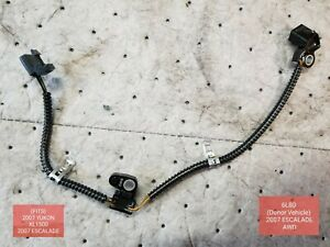 Cadillac Escalade 6l80 Transmission Speed Sensor Oem 2007 2008