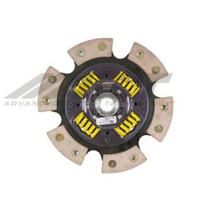 Act 6 Pad Sprung Race Disc For 1986 2000 Jeep Wrangler Base Laredo Sahara
