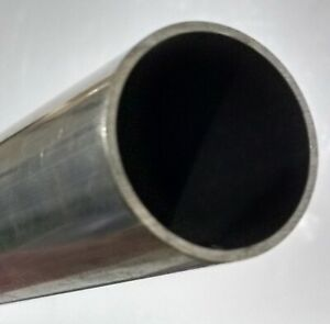 2205 Stainless Steel Welded Tube 22 23 Chromium 1 Od X 0 049 Wall X 24