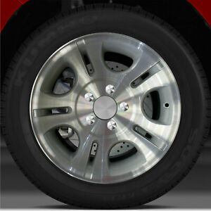 15x7 Factory Wheel Sparkle Silver For 2000 2009 Ford Ranger