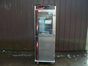 New Cres Cor Heated Holding Cabinet Hot Box Pizza H138nscc3mcq Pizza Display