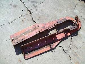 Allis Chalmers C Tractor Side Mounting Frame Set