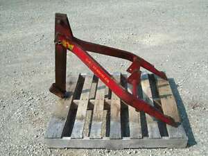 Original International Mccormick U f1 Fasthitch Subsoiler Hard To Find Rare