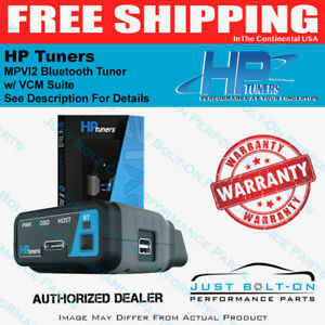 Hp Tuners Mpvi2 Tuner Vcm Suite vcm Editor Scanner M02 000 03 3 Credits