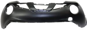 Front Bumper Cover For 2015 2016 Nissan Juke Capa