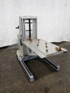 Alum a lift Electric Walk behind Die Lift 2000 01191030022