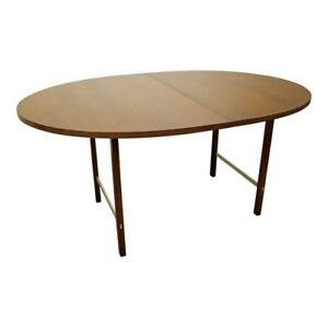 Mid Century Modern Paul Mccobb Irwin Collection For Calvin Dining Table
