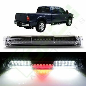 Fit 1997 2003 Ford F150 F 150 Clear Led 3rd Tail Brake Light 1998 1999 2000 2001
