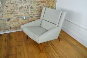Illum Wikkels For S Ren Willadsen Rare Danish Modern Teak Model 50 Lounge Chair