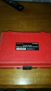 Snap On Svta6000 Large Truck Cooling System Adaptor Set Fast Free Shipping