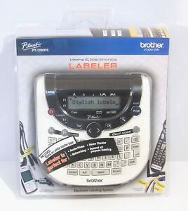 Brother P touch Pt 1290rs Labeler Label Maker New