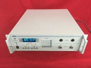 Dbm Carrier To Noise Generator Cng 1 70 140 Nice Condition