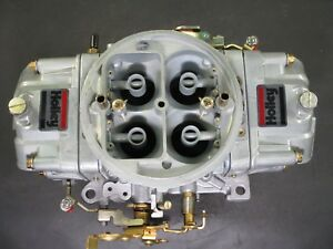 Holley 4150 4776 600cfm Competition Drag Racing Double Pumper Carburetor