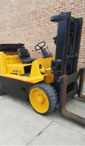 Yale 155 Lift Truck Hyster S150 And Caterpillar 150 Lift Truck For Sale