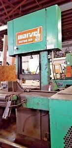 Marvel 81a Automatic Band Saw