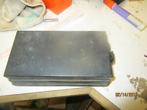 2004 2008 Chevy Aveo Under Hood Fuse Box Cover Lid