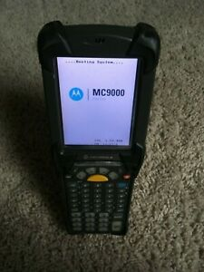 Symbol Motorola Mc9090 gj0hbaga2wr Handheld Mobile Wireless Barcode Scanner