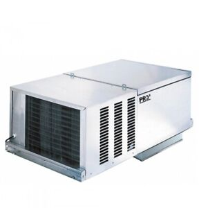 New Heatcraft 1hp Self Contained Walk In Cooler Condenser Compressor 7500 Btuh