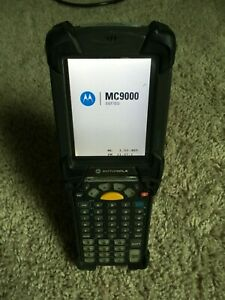 Symbol Motorola Mc9090 gk0hjefa6wr Handheld Mobile Wireless Barcode Scanner