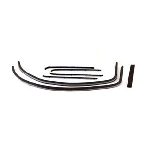 1955 2 59 Chevy Gmc Window Channel Kit Inner Outer Felts