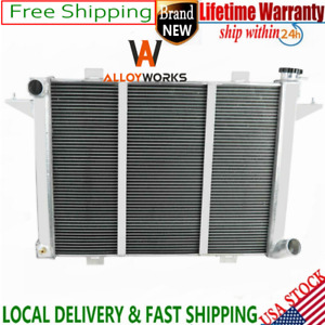 3row Radiator For 1991 1992 1993 Dodge D250 D350 W250 W350 Ramcharger 5 9 Diesel