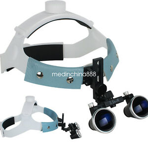 Headband Dental 3 5xr Loupes Surgical Binocular Glass Medical Magnifier Optics