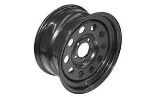 Land Rover Discovery 2 Black Modular 16 X 8 Steel Road Wheel Grw012 New