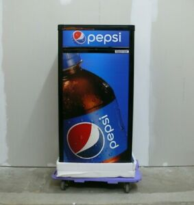 Coolpoint Pepsi Refrigerator Fridge Electric Bottle Cooler New In The Box