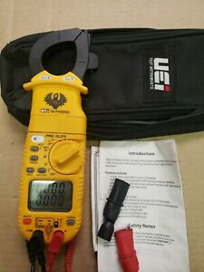 Uei Phoenix Dl379 G2 Pro Hvac r Digital Clamp Meter W Leads Case
