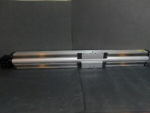 Linear Stage 600mm Travel 10mm Pitch Ballscrew By Parker Daedal