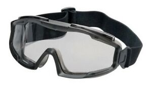 Radnor Goggles With Gray Low Profile Frame And Clear Lens 64005081 Free Shipping