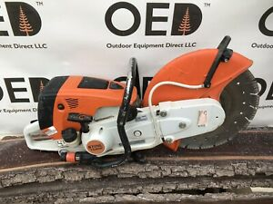 Stihl Ts800 Concrete Cut off Saw great Running 16 Diamond Demo Saw ships Fast
