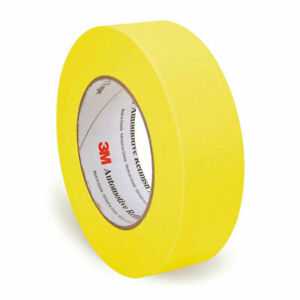 3m 6654 Automotive Refinish Masking Tape 36mm X 55m 24 Rolls