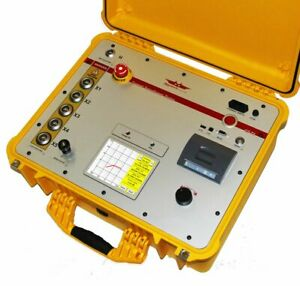 Raytech Ct t1 Fully Automatic Current Transformer Tester