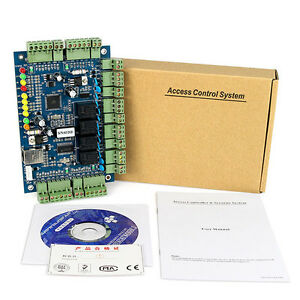 Wiegand Tcp ip Network Door Entry Access Control Board Controller Panel Home Top