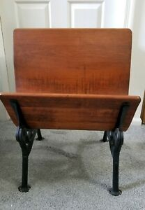 Antique Child S School Desk A S C 3 Model 101 First Of Its Kind 1911
