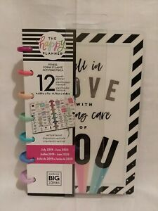 The Happy Planner Mini Fitness Love Planer New Release Create 365