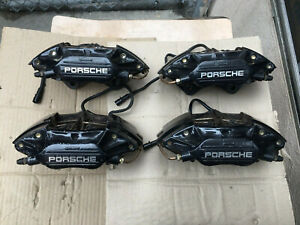 Porsche 968 S2 944 Turbo Front Rear Brembo Calipers Excellent Condition