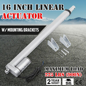 Dc12v 16 Heavy Duty Linear Actuator Electric Motor For Medical Lift Auto Car